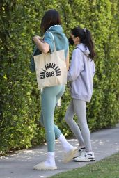 Kendall Jenner - Going to a Pilates Class in West Hollywood 03/27/2021