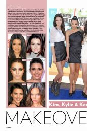 Kendall Jenner, Kim Kardashian and Kylie Jenner - Who Magazine 03/29/2021 Issue