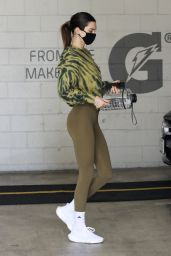 Kendall Jenner - Leaving the Gym in Beverly Hills 03/10/2021