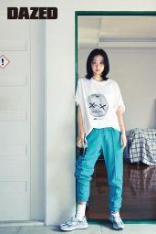 Kim Da Mi - Dazed Magazine Korea April 2021