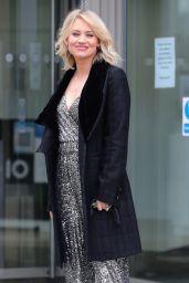 Kimberly Wyatt - Media City Salford 03/20/2021