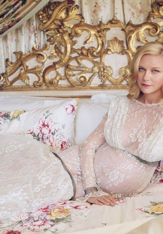 Kirsten Dunst – Photoshoot for W Magazine March 2021