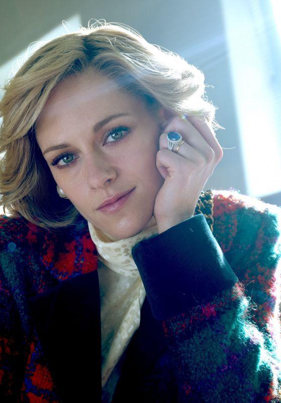 "Kristen Stewart - ""Spencer"" Promo 2021"