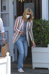 Laura Dern at Brentwood Country Mart 03/16/2021