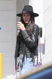 Lavinia Postolache Street Style - Los Angeles 03/24/2021