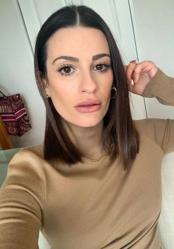 Lea Michele 03/08/2021