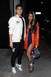 Lexy Panterra at Catch in West Hollywood 03/03/2021