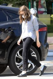Lily Collins - Out in West Hollywood 03/29/2021