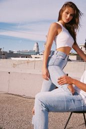 Lily Easton and Elah Garcia - Abrand Jeans 2021