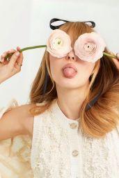 Lily-Rose Depp - ELLE Russia April 2021