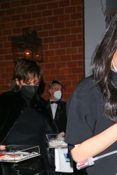 Lisa Rinna and Cristal Kung Minkoff - Mr Chow in LA 03/12/2021