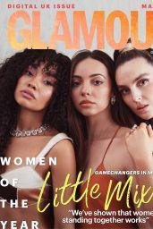 Little Mix - Glamour Magazine UK March 2021