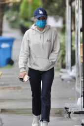 Lucy Hale Casual Style - Los Angeles 03/03/2021