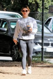 Lucy Hale - Out in Los Angeles 03/08/2021