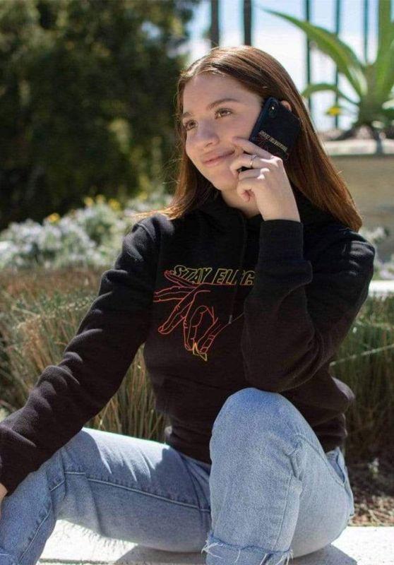 Mackenzie Ziegler - Fanjoy Apparel March 2021