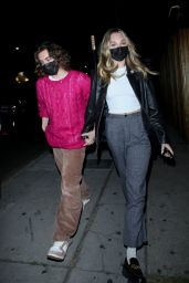 Maddie Ziegler Night Out -Los Angeles 03/25/2021