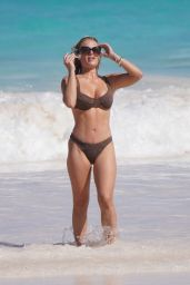Madison LeCroy in a Bikini in The Bahamas 03/17/2021