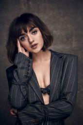 Maisie Williams - Photoshoot January 2020