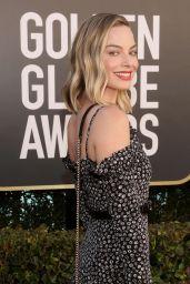 Margot Robbie - 2021 Golden Globe Awards