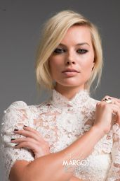 Margot Robbie - Photoshoot for V Magazine August 2013