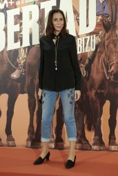 """Maria Barranco – """"Libertad"""" TV Show Premiere in Madrid"""