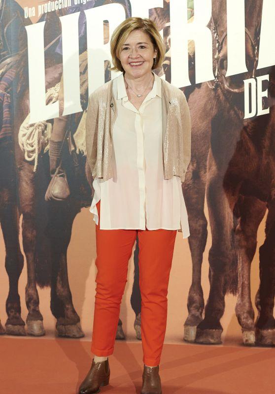 "Maria Pujalte – ""Libertad"" TV Show Premiere in Madrid"
