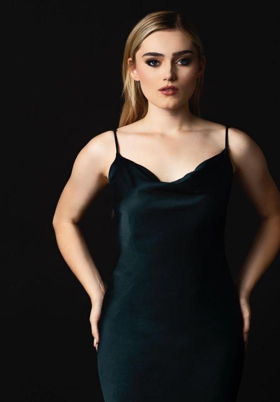 Meg Donnelly - 360 Magazine April 2021
