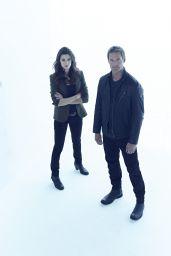 "Meghan Ory - ""Intelligence"" Season 1 Promoshoot"