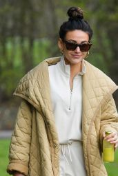 Michelle Keegan - Out in Essex 03/13/2021