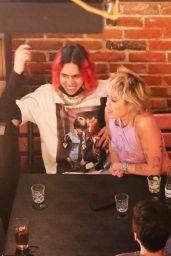 Miley Cyrus at Rainbow Room in LA 03/25/2021