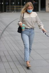 Mollie King - Out in London 03/26/2021