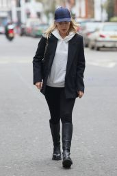 Mollie King - Out in London 03/28/2021