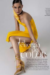 Nadja Bender – InStyle Magazine Spain April 2021 Issue