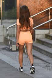 Natalia Zoppa - Out in Manchester 03/04/2021