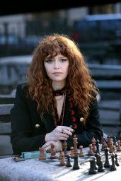 "Natasha Lyonne - ""Russian Doll"" Set in New York 03/10/2021"