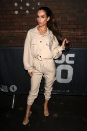 """Nicole Bass – """"The Only Way is Essex"""" TV Show Filming in Essex 03/20/2021"""