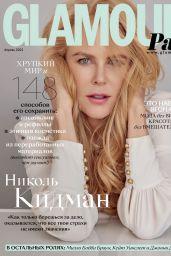 Nicole Kidman - Glamour Russia April 2021 Issue