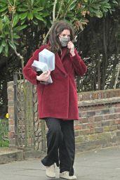 Nigella Lawson - Out in London 03/16/2021
