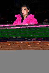 Nikita Dragun - BOA Steakhouse 03/27/2021