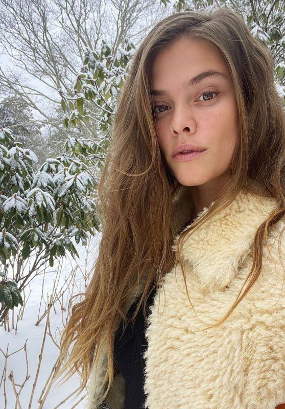 Nina Agdal 03/01/2021