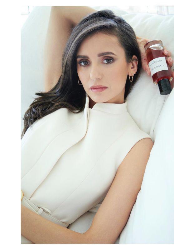 Nina Dobrev - Dior Fragrances 2021 (+1)