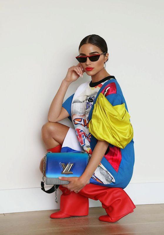 Olivia Culpo Outfit 03/10/2021