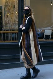 Olivia Palermo - Out in Brooklyn 03/03/2021