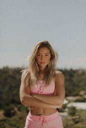 Olivia Ponton – Flaunt Magazine February 2021