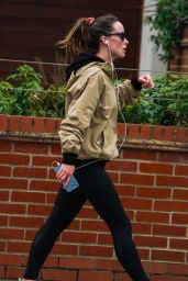 Olivia Wilde - Out in London 03/15/2021