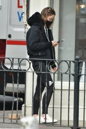 Olivia Wilde - Out in London 03/25/2021