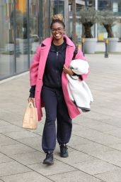 Otlile Mabuse - Out in Leeds 03/14/2021