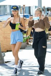 Paige Lorenze - Out in Beverly Hills 03/12/2021