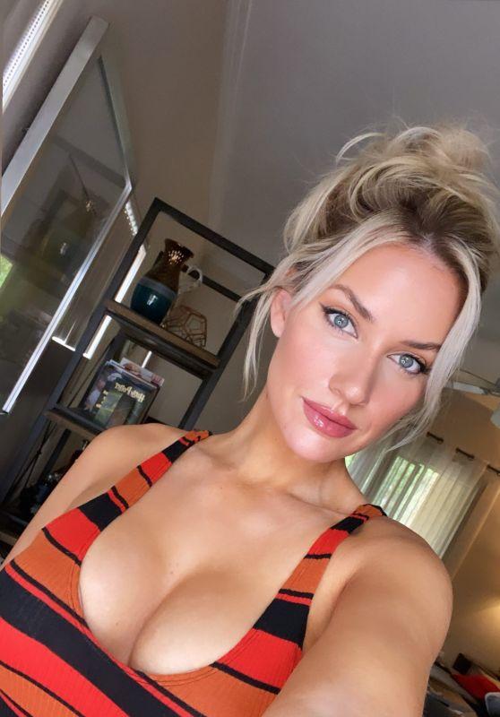 Paige Spiranac 03/24/2021