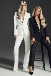 Paris Hilton and Nicky Hilton - L